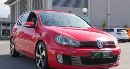 2010 VW Golf VI GTi