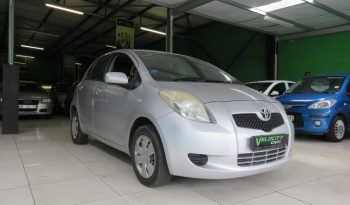 2008 Toyota Yaris T3 1.3 full