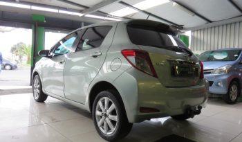 2013 Toyota Yaris 1.3 xs 5dr full