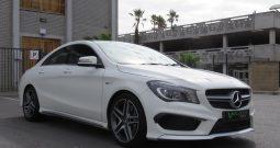 2014 Mercedes Benz CLA 45 AMG 4matic