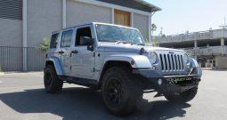 2016 Jeep Wrangler Sahara Unlimited