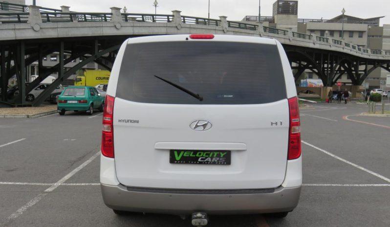 2015 Hyundai H-1 CRDI WAGON Auto full