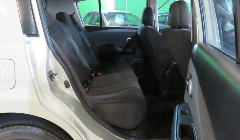 2013 Nissan Tiida 1.6 visia+ full