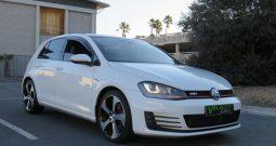 2014 VW Golf VII GTi 2.0 TSi DSG
