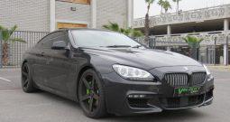 2012 BMW 650i M-Sport