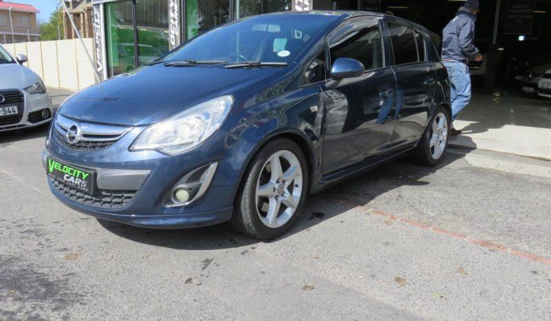2010 Opel Corsa 1.6 Turbo Sport full