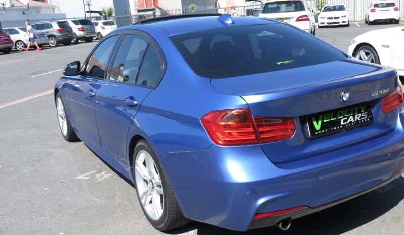 2014 BMW 320D SPORT LINE full