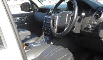 2014 LAND ROVER DISCOVERY 4 SDV6 full