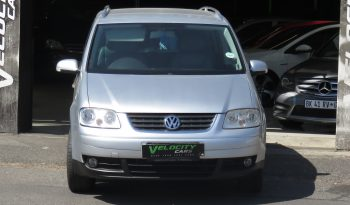 2006 VW TOURAN 2L TDI TSG full