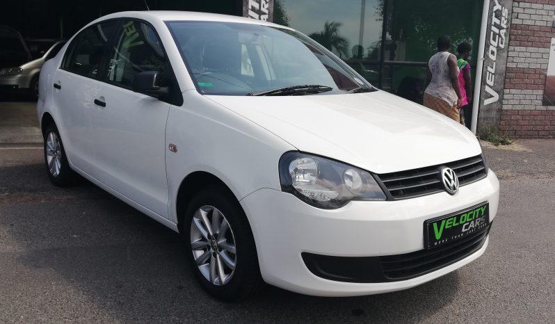2014 Polo Vivo 1.6 Trendline full