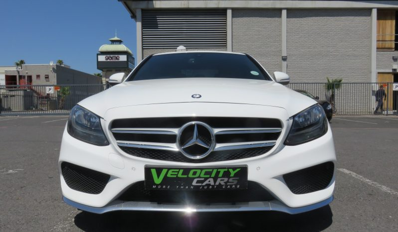 2014 Mercedes Benz C200 AMG full