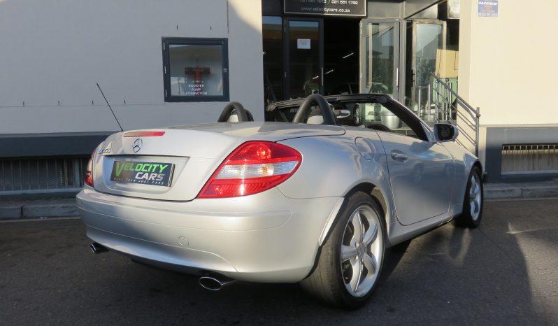 2006 SLK 350 Mercedes Benz full