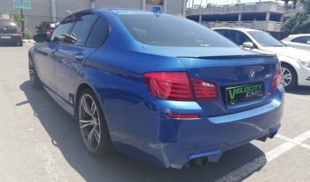 2012 BMW M5 full