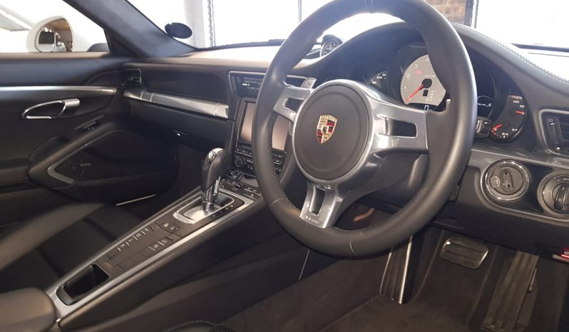 2012 Porsche Carrera S full