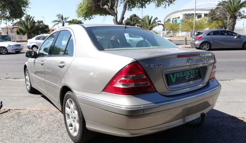 2005 Mercedes Benz C200 Kompressor full