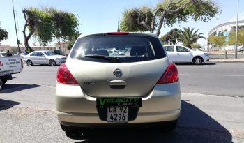2011 Nissan Tida 1.6 Visia full