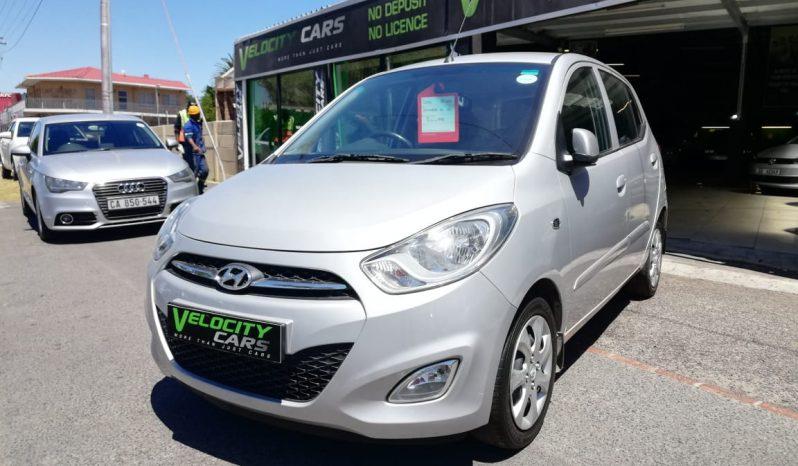 2010 Hyundai i10 1.2 full