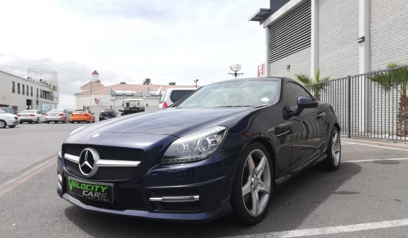 2016 Mercedes Benz SLK 200 AMG full