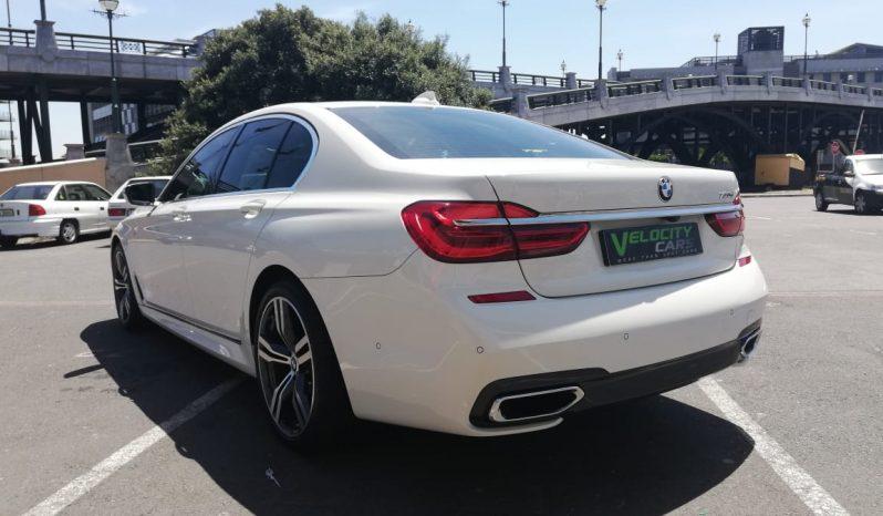 2015 BMW 730D M sport full