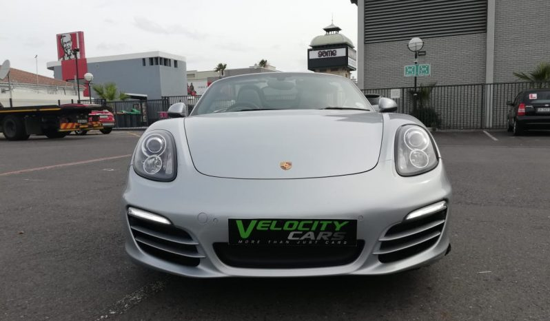 2013 Porsche Boxster full