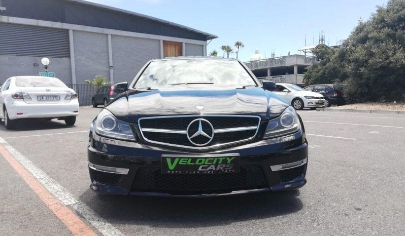2012 Mercedes Benz C63 full