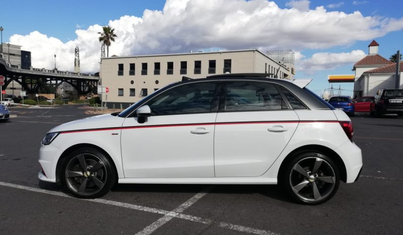 2015 Audi A1 1.8 TFSI S-Line full