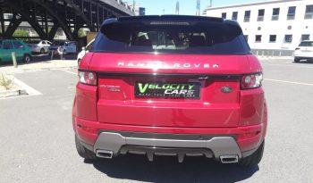 2013 Range Rover Evoque full