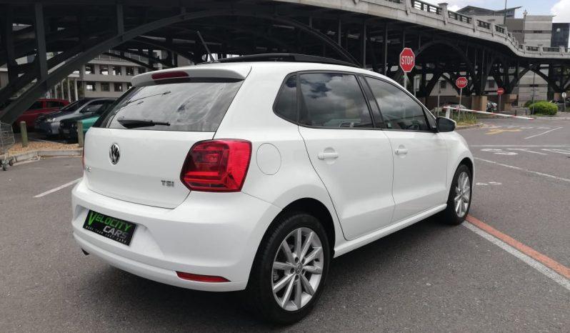 2017 VW Polo 1.2 TSI Highline full