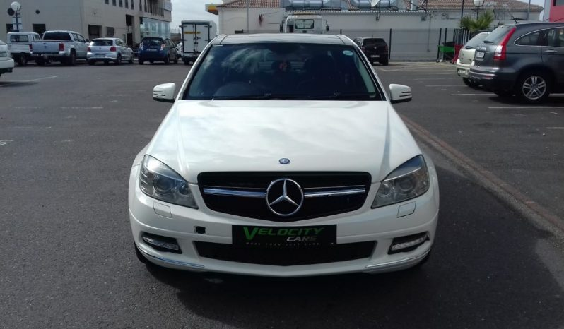 2010 Mercedes Benz C180 CGi Avantgarde with Pan roof full