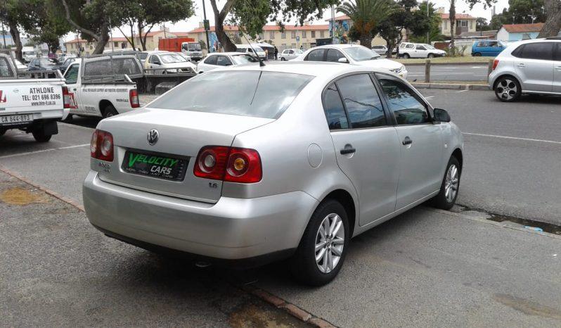 VW Polo Vivo 1.6 Sedan trendline full