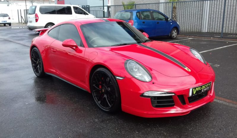 2015 Porsche Carrera GTS  CUP KIT full