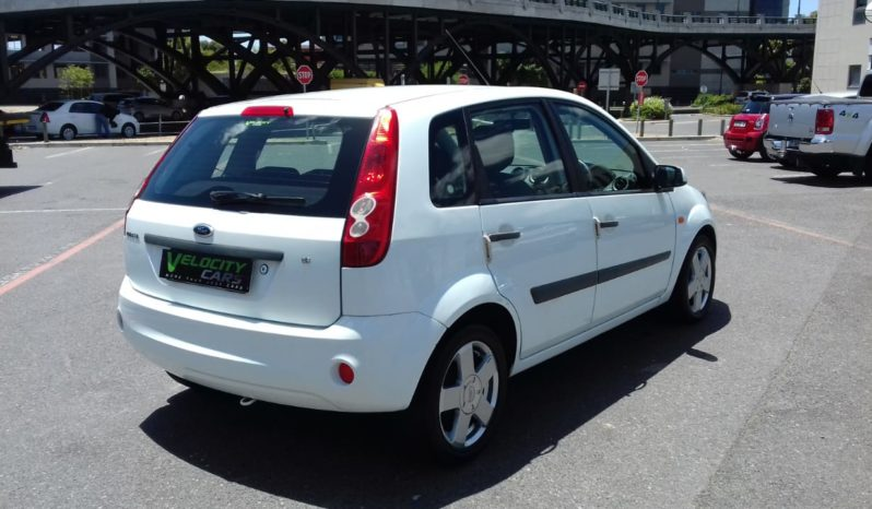 2007 FORD FIESTA full