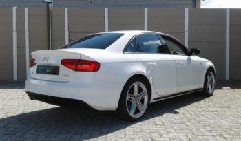 2015 Audi A4 1.8 Sline S Tronic full