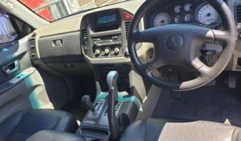 2008 Mitsubishi Pajero 3.8i  GLS SWB full