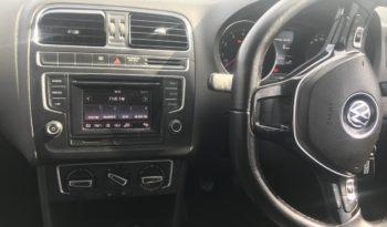 2014 Volkswagen Polo 1.2 TSI Comfortline full