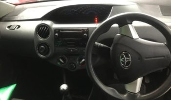 2017 Toyota Etios 1.5 full