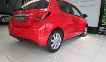 2015 Toyota Yaris XS 1.0 full